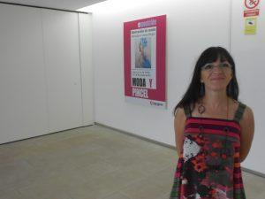 Mercedes Coloma ilustradora de moda