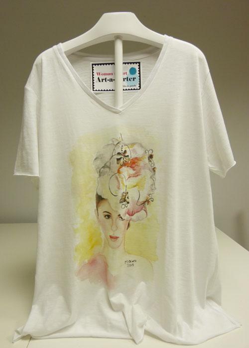 camisetas artisticas y originales mercedes coloma