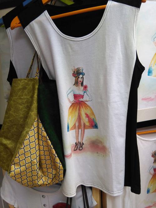 camisetas artisticas y originales