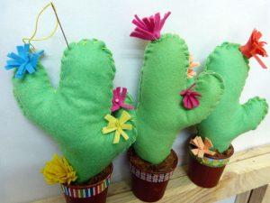 curso de cactus de tela