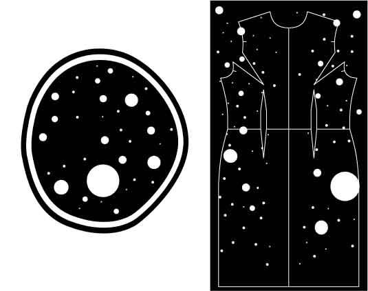 diseño de estampado textil